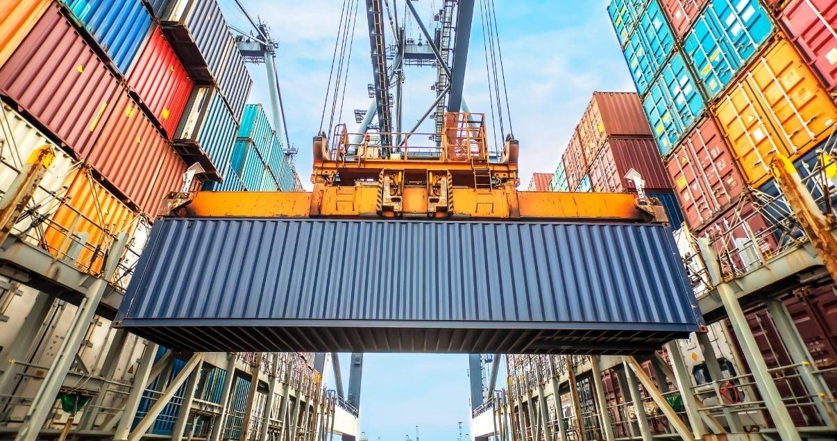 Los contenedores en China acaparan la mayor producción mundial.