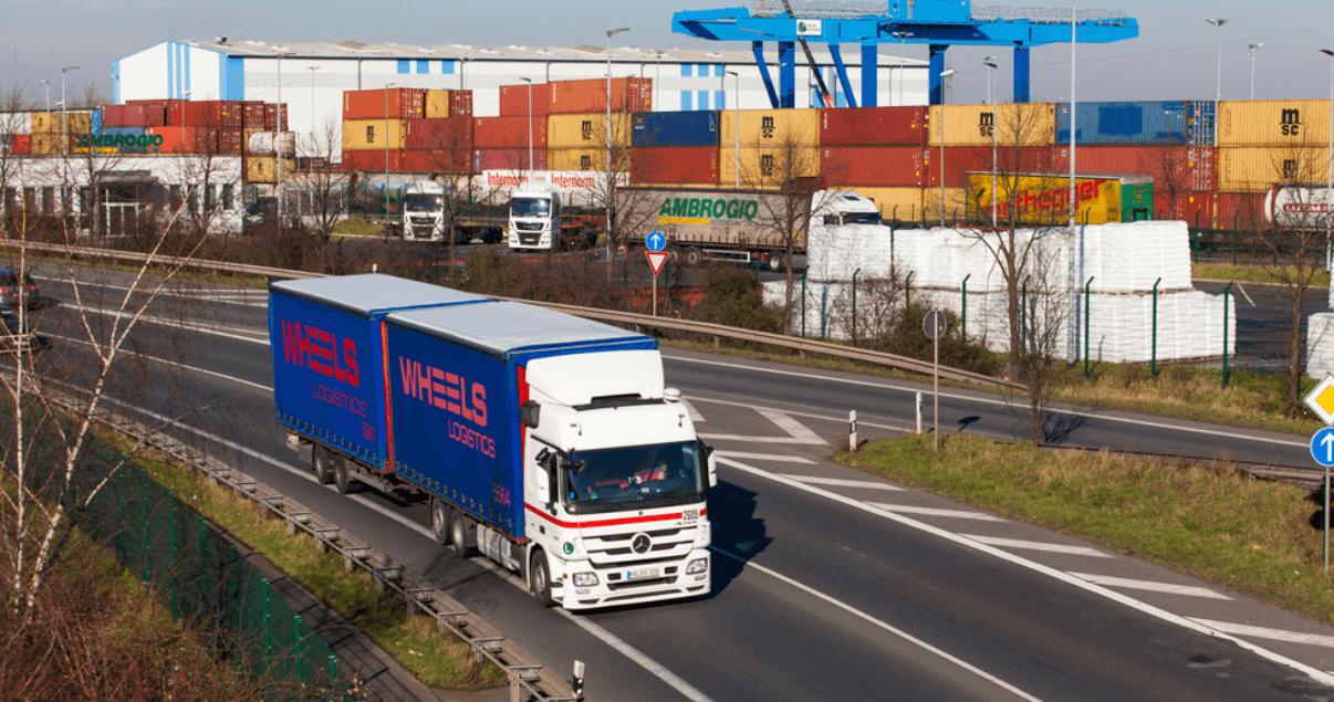 Las rutas logísticas definen el transporte terrestre más adecuado para las mercancías