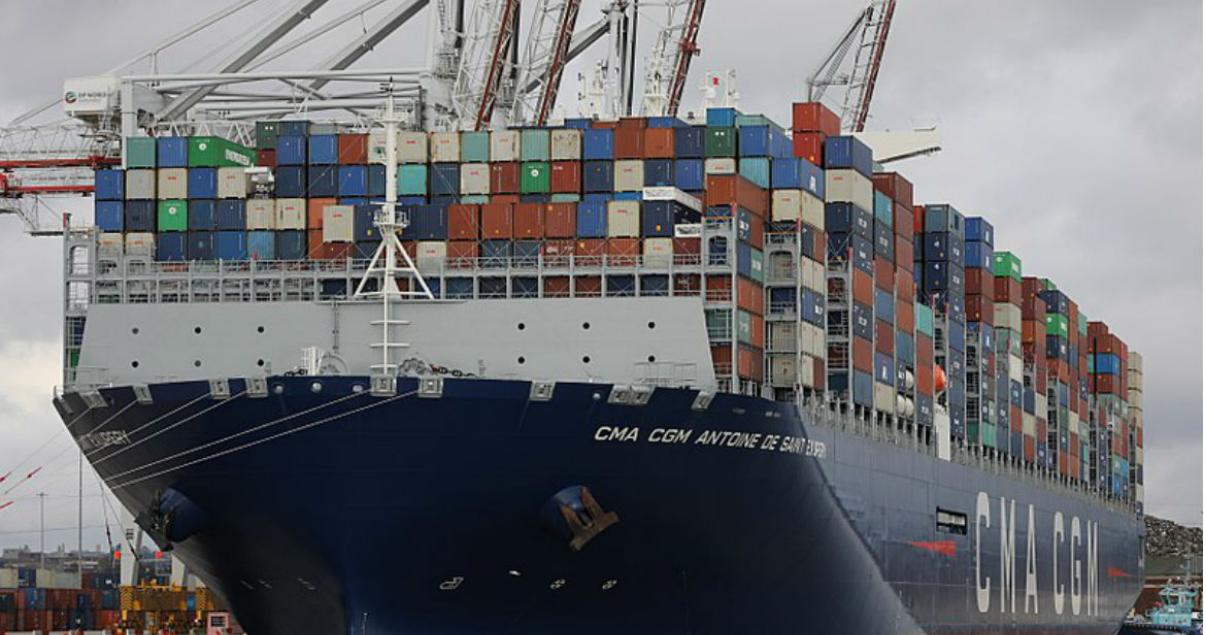 La producción de contenedores en China tiene impulso por parte del Estado.
