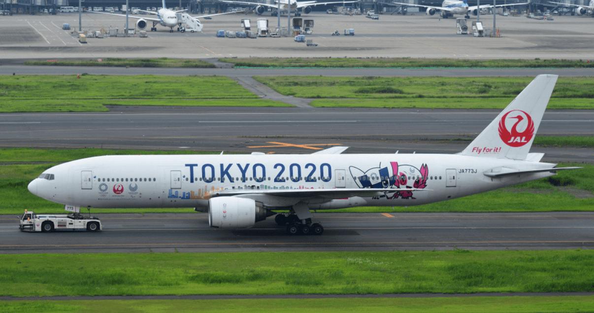El transporte aéreo es el más rápido para la logística internacional que requieren los deportistas olímpicos.
