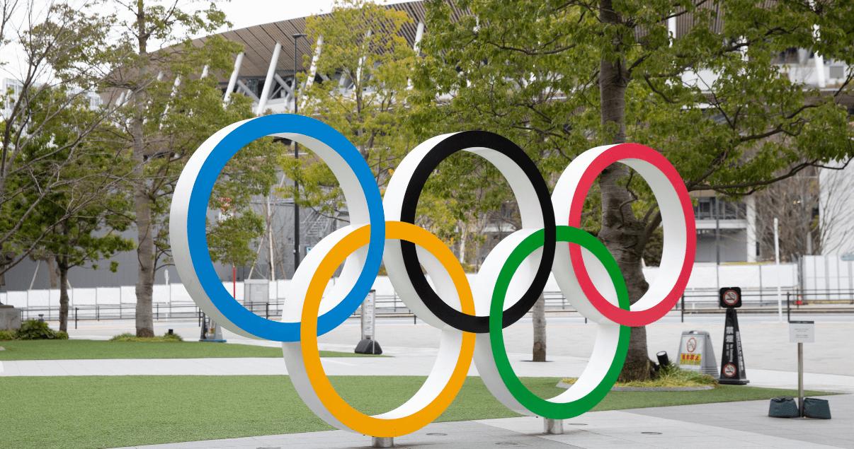 Los preparativos de los Juegos Olímpicos requieren logística internacional para trasladar equipamiento.
