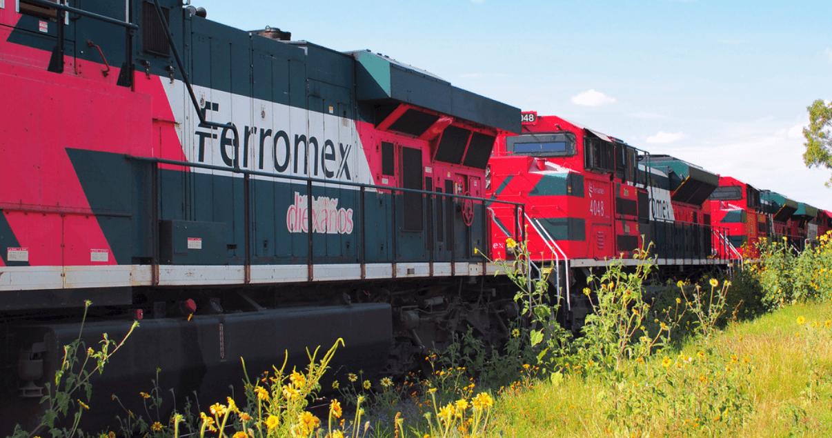 BP4_El transporte ferroviario consigue la conexión de regiones alejadas con puertos marítimos.