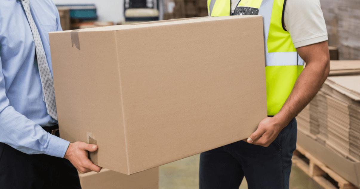 La logística inversa creció en importancia con el comercio electrónico.